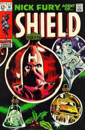 Nick Fury Agent of SHIELD 10