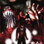 WIN WWE #1 FINN BALOR 'DEMON' VARIANT