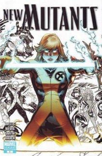 New Mutants Vol.3 #1G WW limit 1500