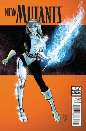 New Mutants Vol.3 #15B Adams 1:20