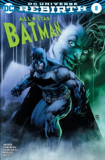 All Star Batman 8