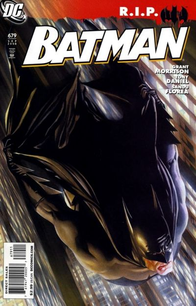 Batman #679