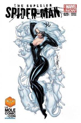 uperior Spider-Man # 29 LA Mole Comic Con Exclusive