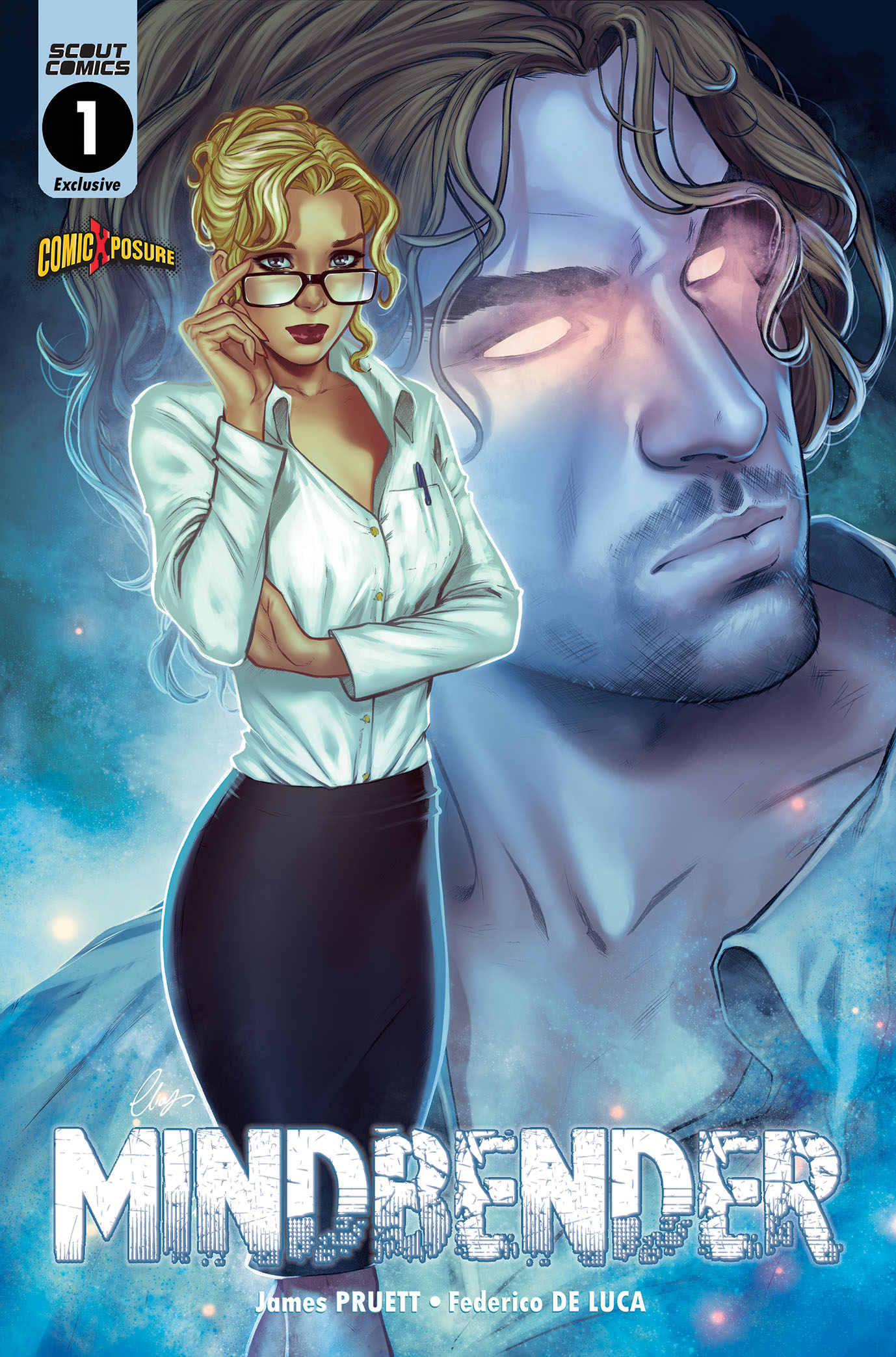 Scout Comics 2017 Long Lost #2 1st print
