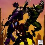 Web of Spider-Man #8 – July 2010 – 1:15 Brian Stelfreeze Variant
