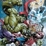 Young Avengers #11 1:20 Mike Deodato Variant – December 2013