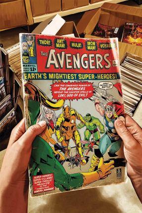 Avengers Vol 6 #676 Cover A Regular Mark Brooks