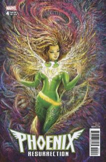 Phoenix Resurrection Return Of (Adult) Jean Grey #4 Cover D Incentive Mukesh Singh Variant