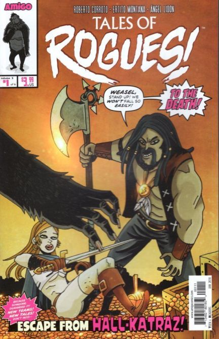 TALES OF ROGUES #1