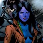 First you may have missed: Purple Woman