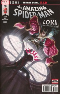 Amazing Spider-Man Vol 4 #795 Cover A Regular Alex Ross Cover