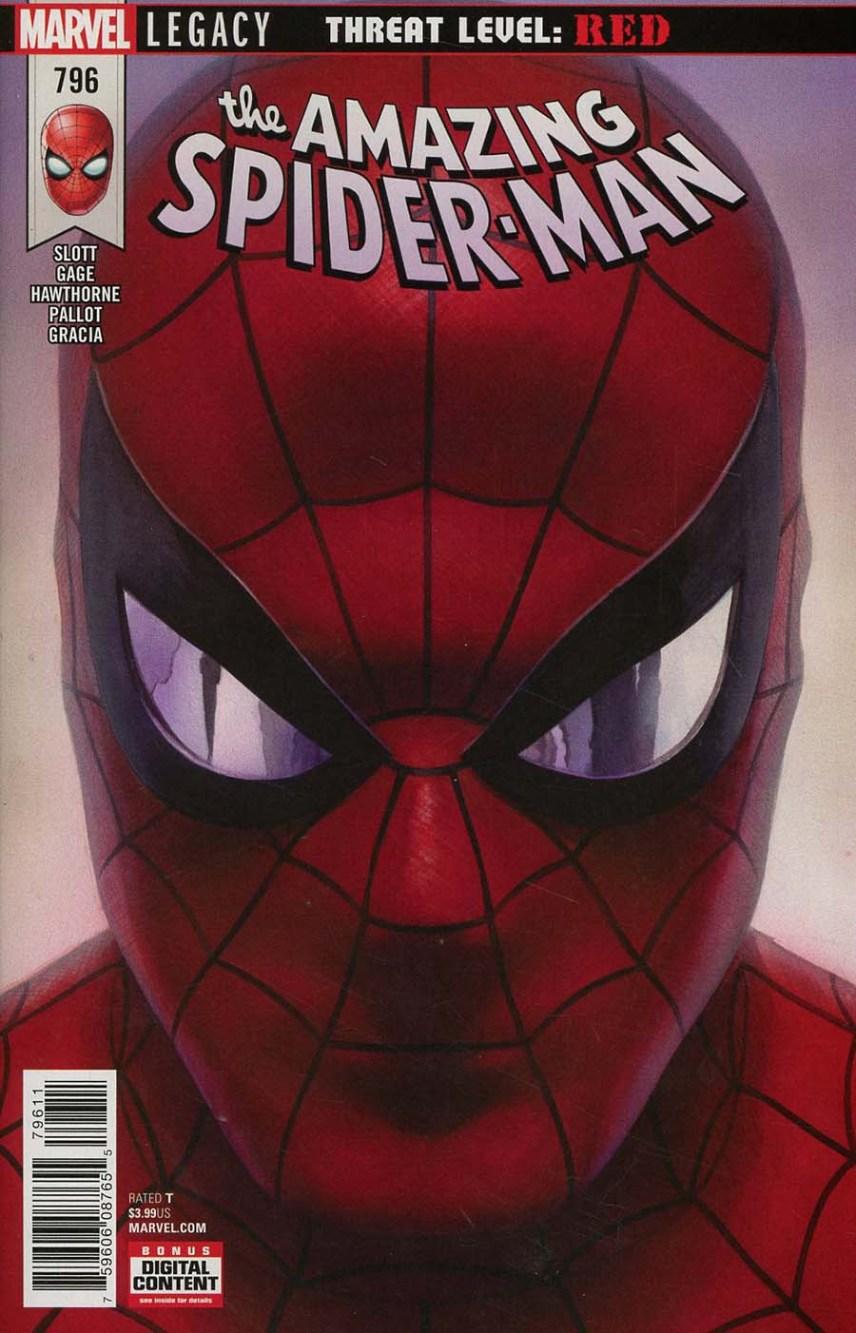 Amazing Spider-Man Vol 4 #796