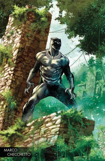 Black Panther Vol 6 #170 Cover D Incentive Marco Checchetto Young Guns Variant Cover