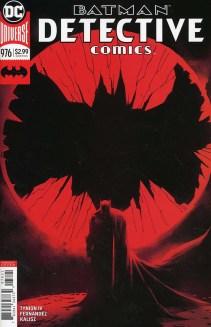 Detective Comics Vol 2 #976 Cover B Variant Rafael Albuquerque Cover