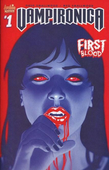Vampironica #1 Cover D Variant Djibril Morrissette-Phan Cover