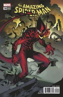 AMAZING SPIDER-MAN #798 2ND PRINT