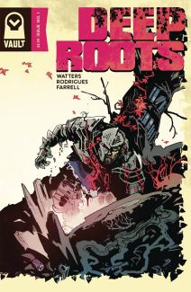 Deep Roots #1 Cover A Regular Dani Strips Cover