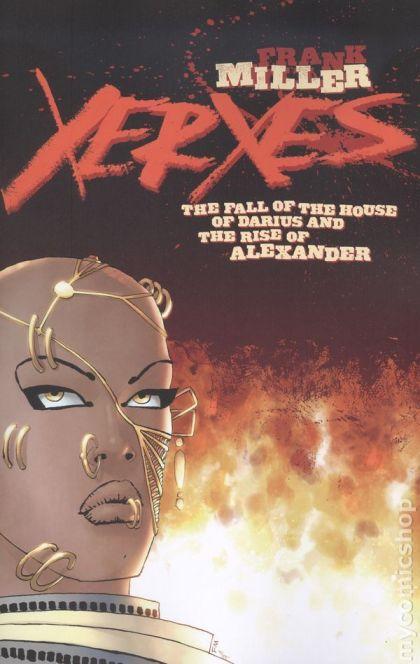 XERXES FALL OF HOUSE OF DARIUS #1