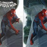 WINNERS ANNOUNCED : SCOTT'S COLLECTABLES AMAZING SPIDER-MAN DELL'OTTO VARIANTS!!