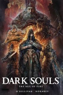 Dark Souls Age Of Fire #1 Cover A Regular Pablo Fernandez Angulo Cover