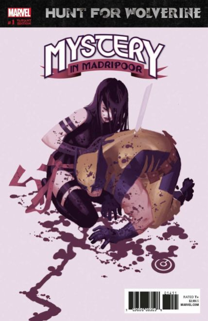 Hunt For Wolverine Mystery In Madripoor #1 Cover B Variant Chris Bachalo Cover