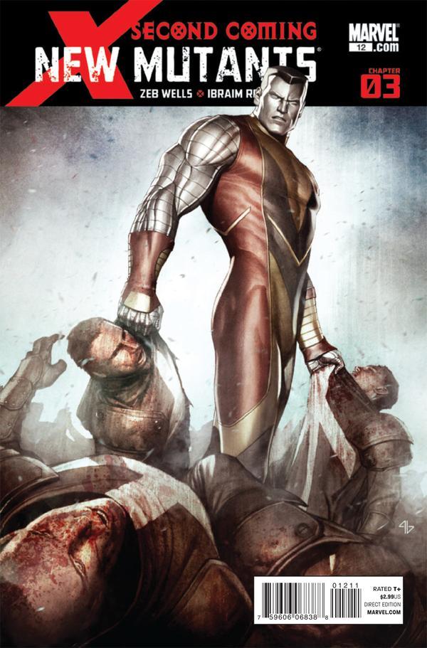 New Mutants #12 – Granov