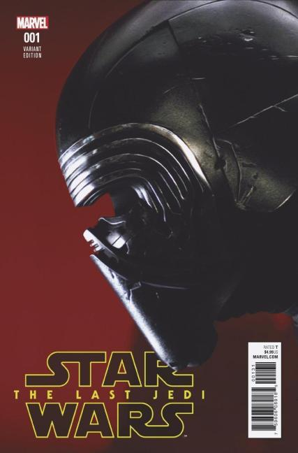 STAR WARS LAST JEDI ADAPTATION #1