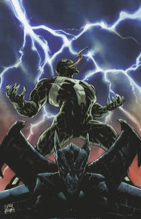 Venom Vol 4 #1 Cover F Incentive Ryan Stegman Virgin Cover