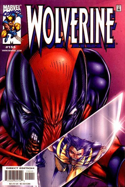Wolverine #155 – Liefeld