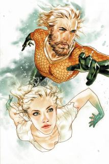 Aquaman Vol 6 #37 Cover B Variant Joshua Middleton Cover