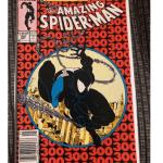 5: CBSI Writer Wars Round 1 : QVC Shopping Network Signed Amazing Spider-Man 300 by Mark K