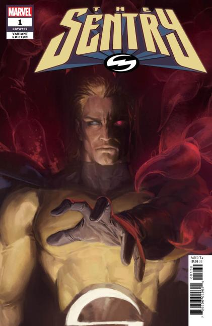 Sentry Vol 3 #1 Cover B Incentive Pyeong Jun Jeong Variant Cover