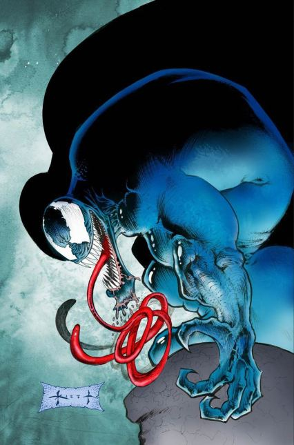 Venom Vol 4 #2 Cover C Incentive Sam Kieth Variant Cover