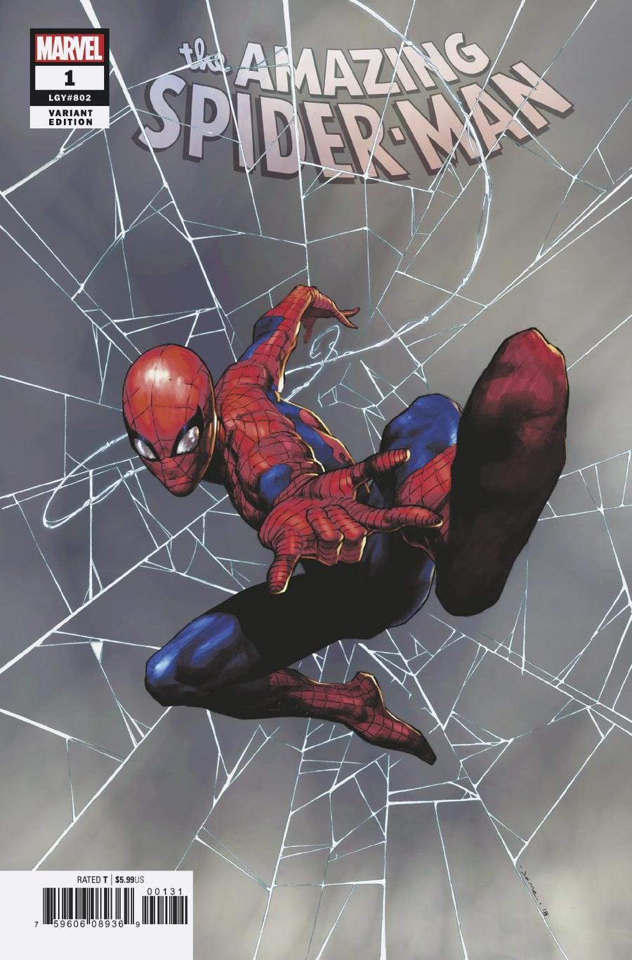 Variant 1:100 Alex Ross Wraparound Virgin Cover Marvel 2018 Captain America 1