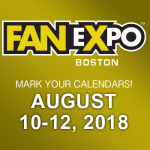 WINNERS ANNOUNCED : FAN EXPO BOSTON COMIC CON CONTEST #2