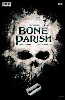 Bone Parish #1 Cover A Regular Lee Garbett Cover