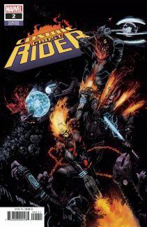 Cosmic Ghost Rider #2 Cover C Incentive Gerardo Zaffino Variant Cover
