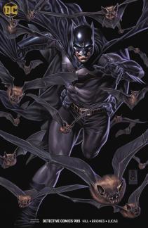 Detective Comics Vol 2 #985 Cover B Variant Mark Brooks Cover