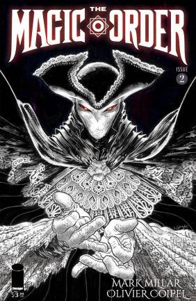 Magic Order #2 Cover C Variant Rafael Grampa Cover
