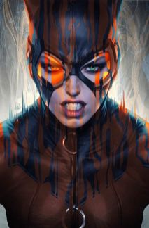 Catwoman Vol 5 #2 Cover B Variant Stanley Artgerm Lau Cover