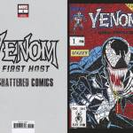 WINNERS ANNOUNCED : VENOM LETHAL PROTECTOR Variant Contest : Little Giant Shattered Comics