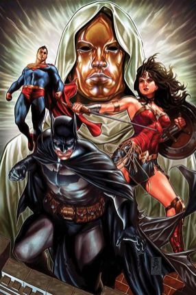 Heroes In Crisis #1 Cover E Incentive Mark Brooks Variant Cover