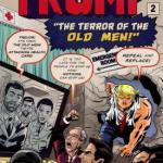 The Incapable Trump #2 FREE at New York Comic Con!!