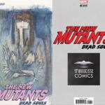 WINNERS ANNOUNCED : Starbase 1552 Comics : Bill Sienkiewicz New Mutants Dead Souls #6 CONTEST(#2)