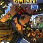 Amazing Fantasy 15 Cover