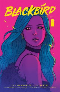 Blackbird #1 Cover A Regular Jen Bartel Cover