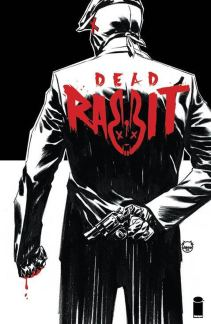Dead Rabbit #1 Cover B Incentive Dave Johnson Variant Cover