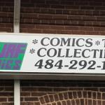 First Stop…JAF Comics!