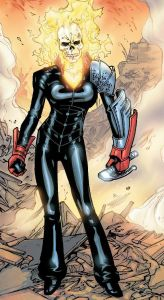 First You May Have Missed: Ghost Rider (Alejandra Jones