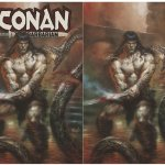 Conan #1 Scott's Collectables Lucio Parrillo Variant